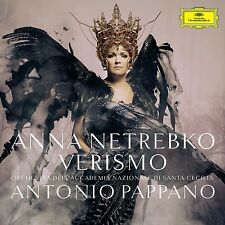 ANNA NETREBKO - VERISMO (LIMITED SUPER DELUXE EDITION )   CD+DVD NEU PUCCINI/