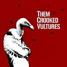 THEM CROOKED VULTURES-THEM CROOKED VULTURES  (US IMPORT)  VINYL LP NEW