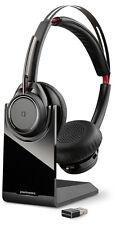 New Official Plantronics Voyager Focus UC Bluetooth USB B825-M Headset - Black