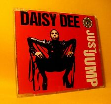 NEW MAXI Single CD Daisy Dee Just Jump 4TR 1996 Euro House