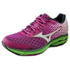 Mizuno Wave Rider 18 Women US 8 Purple Running Shoe