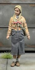 1/35 Scale Resin kit BDM Young Girl, Germany 1945 military model kits