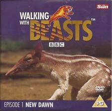 WALKING WITH BEASTS - NEW DAWN --- DVD