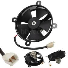 Electric Cooling Fan 6'' Inch Dia Radiator For Quad Dirt Bike Buggy 150c 200cc