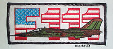 US. Air Force `F-111 Aircraft Cloth Badge / Patch (F111-4)