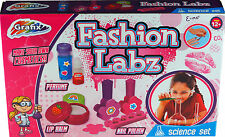 Fashion Labz - Girls Make Your Own Cosmetics Set - Perfume, Nail Polish, Balm