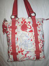 AUTHENTIQUE sac à main   KIPLING  toile TBEG vintage bag