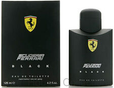 Treehousecollections: Ferrari Black Scuderia EDT Cologne Perfume For Men 125ml
