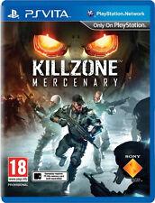 Killzone: Mercenary (Sony PlayStation Vita, 2013)