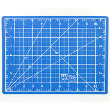 """9"""" x 12"""" PINK/BLUE Self Healing 5-Ply Double Sided Durable PVC Cutting Mat"""