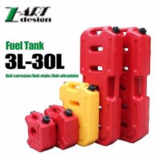 Z-ART Practical 10L Gasoline Diesel Fuel Tank Can Pack For Off-road SUV car tank
