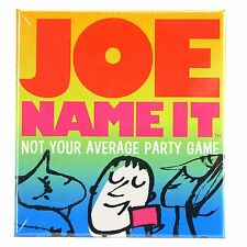 JOE NAME IT Card Game Party Game By Gamewright ~ Board games in store!