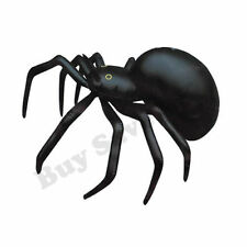 LARGE 91CM INFLATABLE SPIDER HUGE HALLOWEEN HORROR PARTY DECORATION PROP