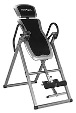 Fitness Heavy Duty Inversion Back Pain Table Power Teeter Hang Therapy Machine