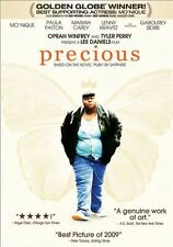 Precious: Based on the Novel 'Push' by Sapphire [DVD NEW]
