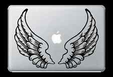 """Wings Angel Decal Sticker for Apple Mac Book Air/Pro Dell Laptop 13"""" 15"""" 17"""