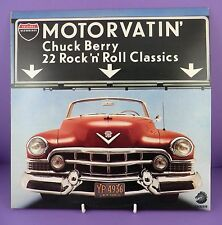 Chuck Berry - Motorvatin', UK Chess Pressing 1977 - Near Mint Condition