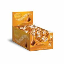 Lindt LINDOR Caramel Milk Chocolate Truffles 60 Count Box New