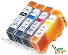 Toner Refill Store™ 4 Pack Compatible Canon CLI-226 (bk, C, M, Y) Ink Cartridges