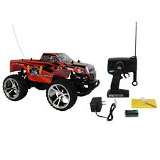 1:10 Scale 4CH Big Wheel RC Off-road Monster Truck Remote Control Racing RTR New