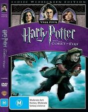 Harry Potter And The Goblet Of Fire (DVD, 2009)