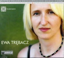 CD TRĘBACZ / TREBACZ EWA Portraits of Contemporary Polish Composers