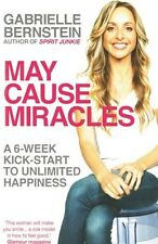 May Cause Miracles by Gabrielle Bernstein NEW