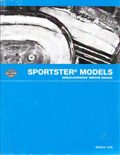 2015 Harley Sportster XL 883 1200 Iron SuperLow Custom 72 48 Repair Manual