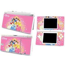 H208 princess girl vinyl DECAL Skin Sticker case Cover for Nintendo NDSL DS Lite