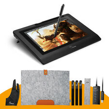"Parblo Coast10 10.1"" Graphics Pen Display Drawing Monitor IPS +Bag+Stylus Sleeve"