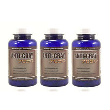 3 BOT Anti Gray Hair Catalase Saw Palmetto Horsetail Unisex MaritzMayer
