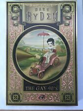 MARK RYDEN Micro Portfolio 7  The Gay 90's Exhibition -1st Printing Empty Box**