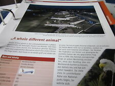 Airlines Archiv USA Frontier Airlines A Whole Different Animal 8S