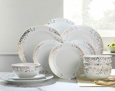 12 Piece Gatsby Porcelain Dinner Service Dining Set (904996)