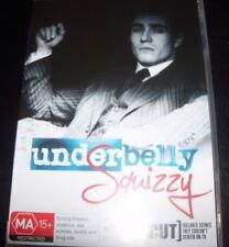 Underbelly Squizzy Uncut 3 DVD (Australia Region 4) DVD – Like New