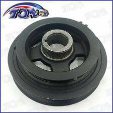 New Harmonic Balancer Crankshaft Belt Drive Pulley for 95-01 Nissan Maxima I30