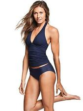 Athleta Dress Blue Shirrendipity 2pc Tankini Swimsuit NWT! S Small