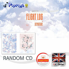 New GOT7 Mini album FLY FLIGHT LOG : DEPARTURE  Random Version CD K-POP UK Stock
