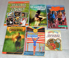 Lot of 6 Sports Picture Books Gymnastics Soccer Baseball Track Field 2012