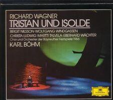 Peter Schreier Wagner: Tristan Und Isolde CD