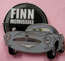 WDW / Disneyland Disney Pixar CARS 2 Finn McMissile Mystery Collection LE Pin