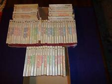 Lot 65 Vintage Harlequin Presents Romance Novels All Red Edge Pages