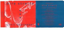 HTF Dire Straits Until September 4 Track Promotional UK Promo CD