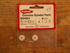 BSW-84 BSW84 Shock Piston (2 Holes) - Kyosho Burns Inferno Landmax GP-20