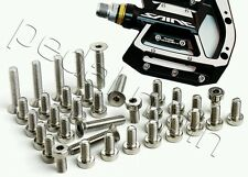 SHIMANO Saint MX80 PIATTO PEDALE PIN KIT (INOX)