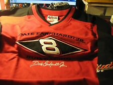 CHASE AUTHENTICS ~ DALE EARNHARDT JR. ~ BUDWEISER ~ NASCAR SHIRT F1