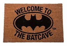 DC Batman Batcave Doormat Door Mat