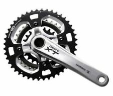 SHIMANO DEORE XT M770 CRANKSET W/ BOTTOM BRACKET 22/32/44T 9 SPEED 175MM