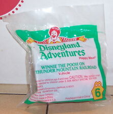 1994 McDonalds Disneyland Adventures Winnie The Pooh Happy Meal Toy #6 MIP