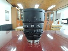 Complete! Ver. Sigma 18-35mm F1.8 DC ART Lens For PL Mount Arri red !